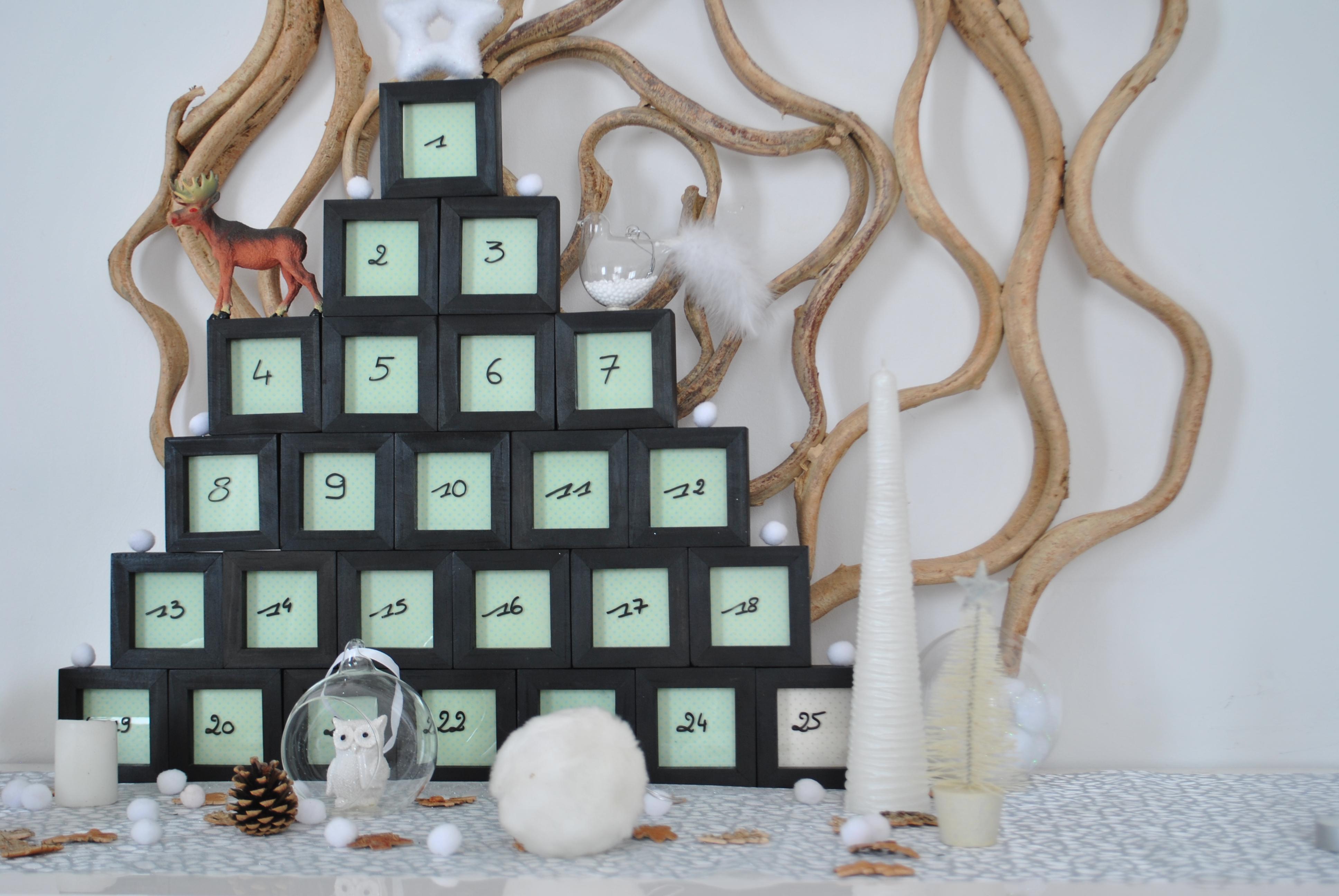 le calendrier de l avent le carnet du boudoir du monde. Black Bedroom Furniture Sets. Home Design Ideas