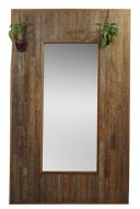 miroir xxl bois
