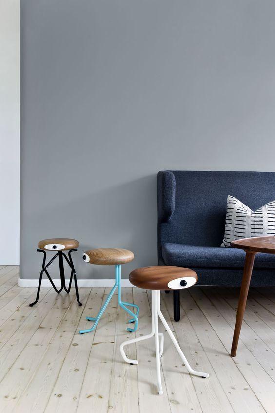 un tabouret styl le carnet du boudoir du monde. Black Bedroom Furniture Sets. Home Design Ideas