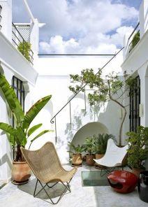 terrasse verdure