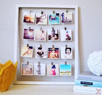 pele-mele-photos-fillette-cadre-blanc-pinces-metalliques-e1446643389700