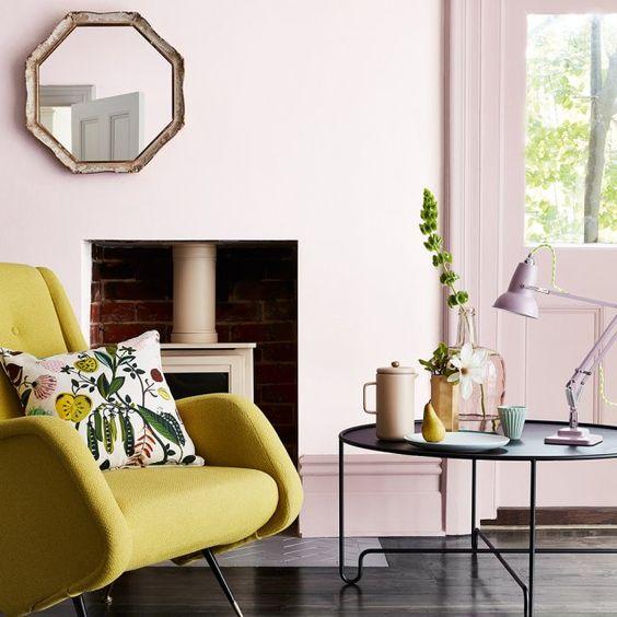 tendance d co le vieux rose le carnet du boudoir du monde. Black Bedroom Furniture Sets. Home Design Ideas
